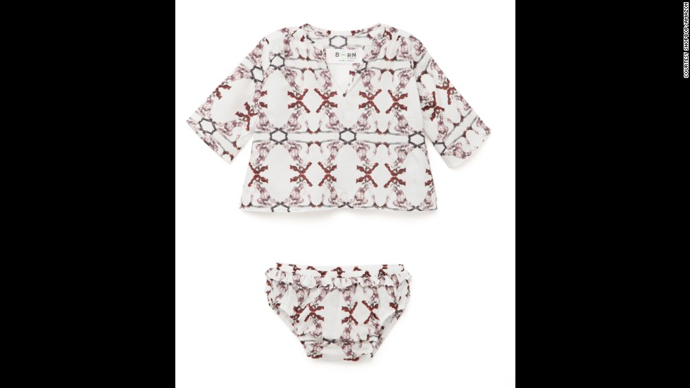 Baby set by Ivanka Trump