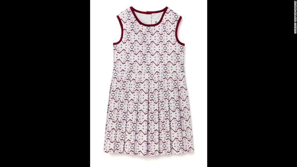 Girl's dress by Victoria Beckham