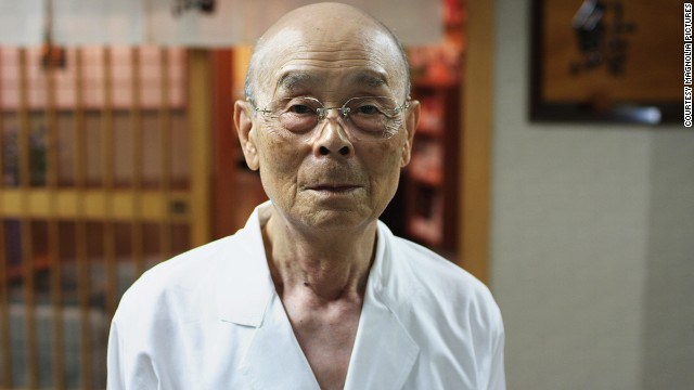 Jiro Ono is the first sushi chef in the world to receive three Michelin stars.