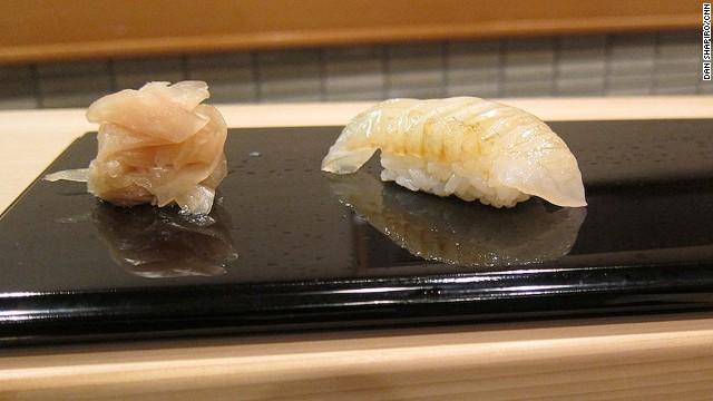 Karei -- perfect opening bite.