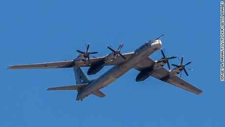 [UNVERIFIED CONTENT] Military Parade repetition,Red Square, Moscow, Russia. Tu-95 (NATO reporting name: Bear) is a large, four-engine turboprop-powered strategic bomber and missile platform