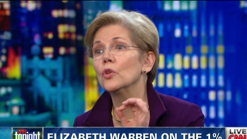 Sen. Warren: The game is rigged