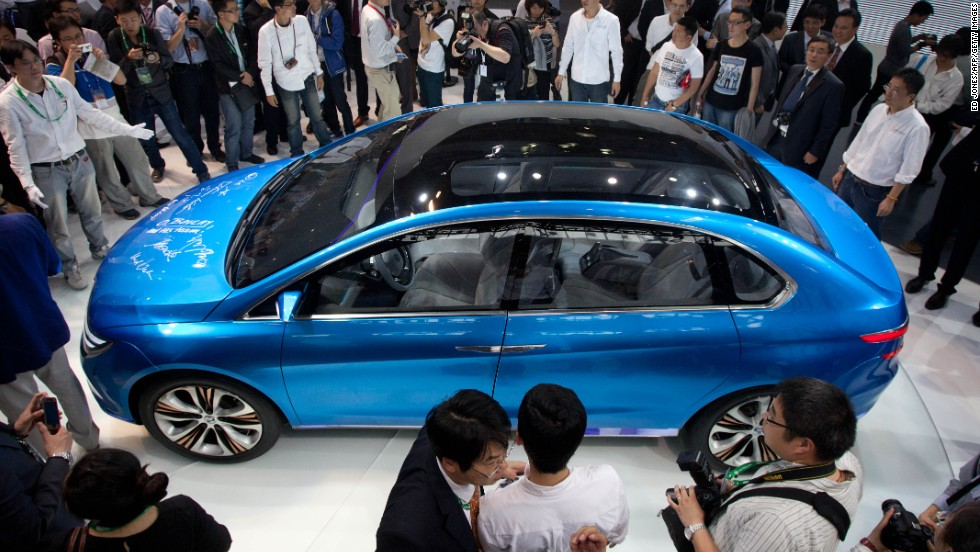 Chinese Hesitant To Buy Electric Vehicles Cnn
