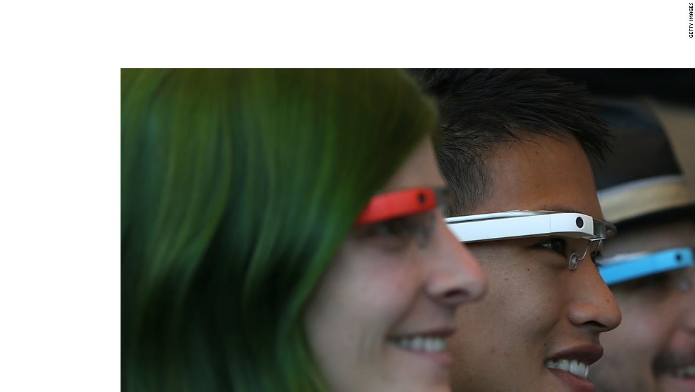 Google Glass is often credited as the trailblazer of wearable tech, and the product has since been adopted by designer Diane von Furstenberg