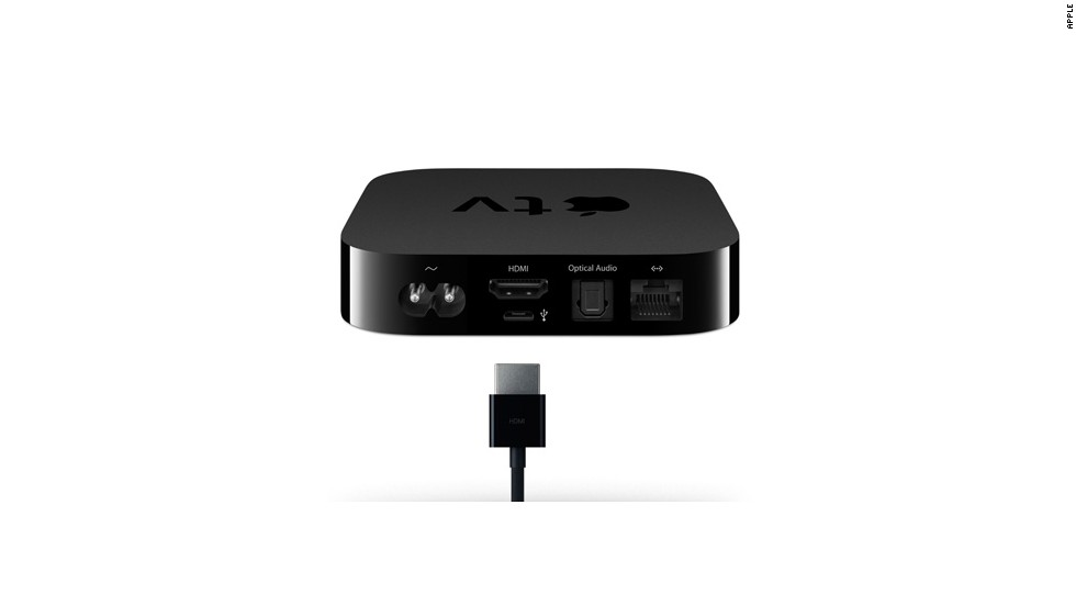 The Apple TV box can stream content from iTunes, which is a bonus if you're a heavy Apple user.