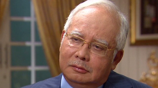Malaysian P.M.: MH 370 not deemed hostile