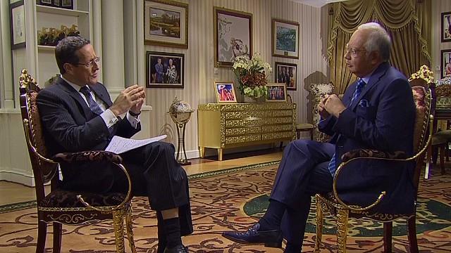 Malaysian PM: Familes need hard evidence