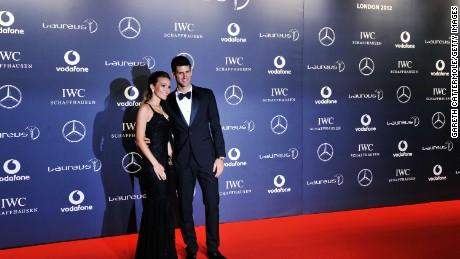 Novak Djokovic:  Athletes 'absolutely' should be role models