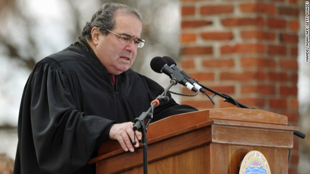 "Supreme Court Justice Antonin Scalia said in an interview Friday that torture isn't ""an easy question."""