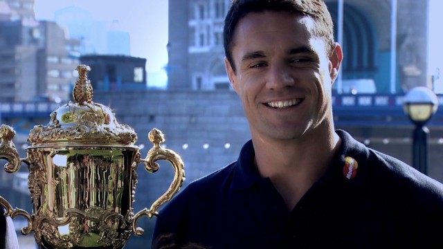Dan Carter's quest for another cup