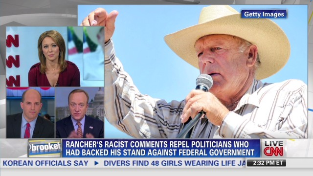 Will Bundy's race remarks hurt GOP?