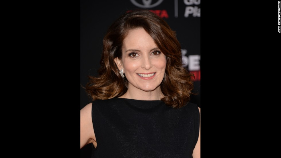 "Of everyone, Fey arguably has the biggest career. From her time on ""Saturday Night Live"" to her creation of and starring role in NBC's ""30 Rock,"" she is one of Hollywood's most successful funny women. So much so that she and BFF Amy Poehler pretty much set the standard for hosting awards shows after co-hosting the Golden Globes for three years straight in 2013, 2014 and 2015."