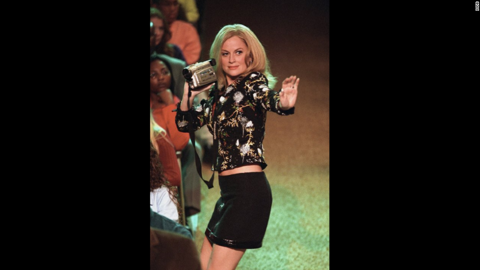 "Amy Poehler plays everyone's favorite hot mess mom, Mrs. George,  in ""Mean Girls."""