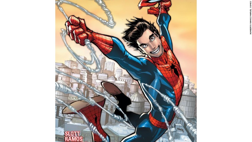 """Peter Parker, who switched brains with Dr. Octopus for well over a year, is returning to comics on Wednesday in the first issue of the brand new """"Amazing Spider-Man"""" series. With more than 600,000 copies on preorder, it is one of the most anticipated issues in recent years. Here is an exclusive look inside the new """"Amazing Spider-Man"""":"""
