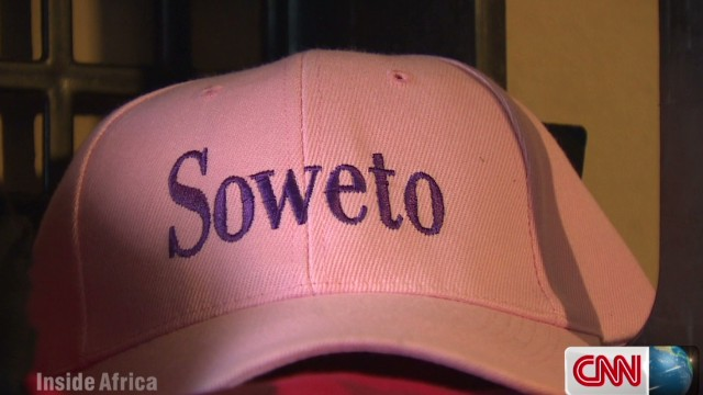 Townships fuel S. Africa's urban culture