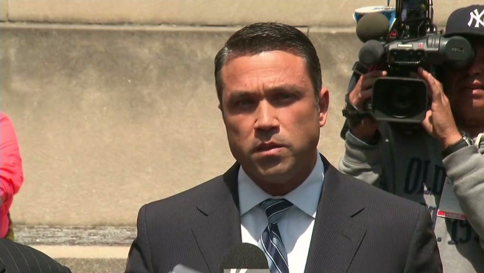 Michael Grimm announces resignation