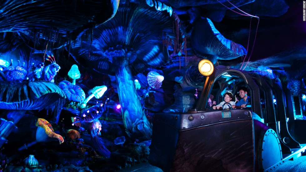 """Nothing beats it. It redefines the word 'immersiveness' -- it's beautiful, it's suspenseful and thrilling."" Stefan Zwanzger, theme park expert and founder of thethemeparkguy.com, says this Tokyo DisneySea ride is the world's best themed ride experience."