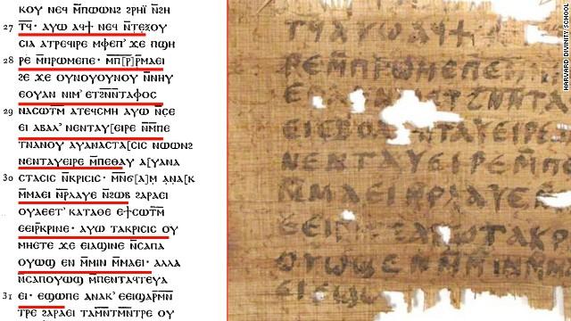 """Herbert Thompson's """"Gospel of St. John."""""""