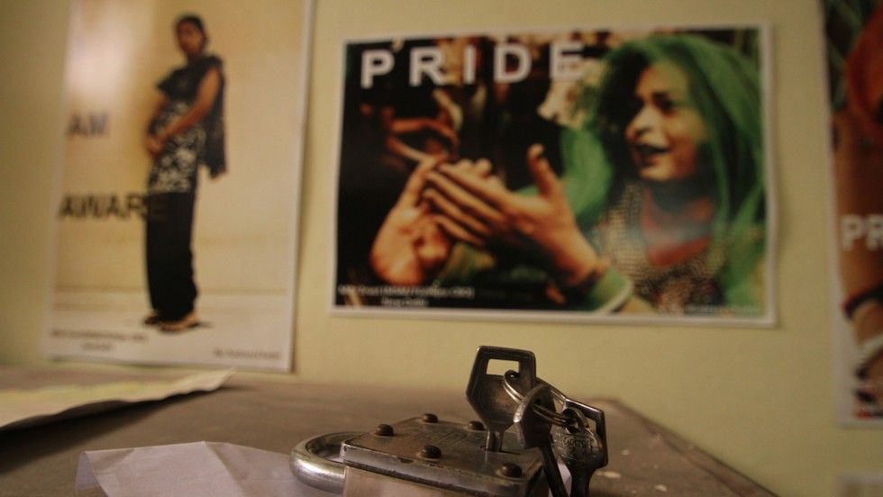 Despite the landmark victory, many transgender people say they must wait a long time before they are accepted into the social mainstream. (Photo credit: Omar Khan)