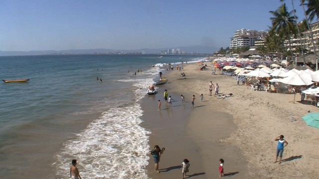 Tourism recovering in Mexico