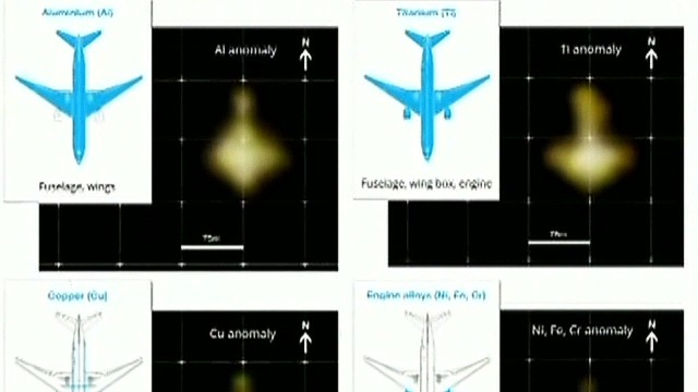 Company: These images may be MH370