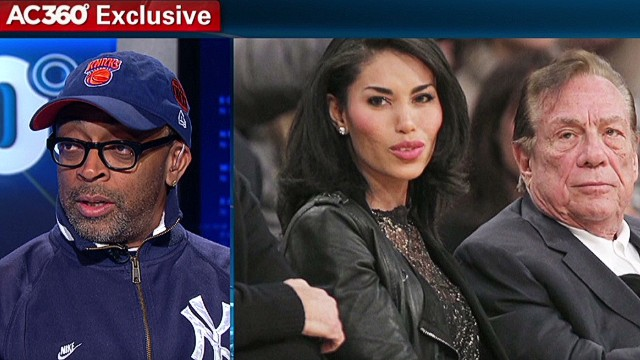 Spike Lee weighs in on Sterling scandal