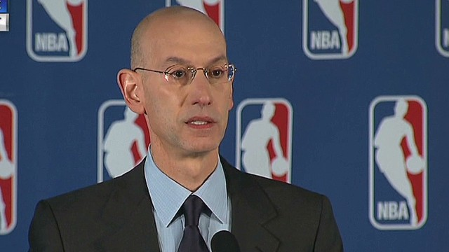 NBA Clippers' owner banned for life
