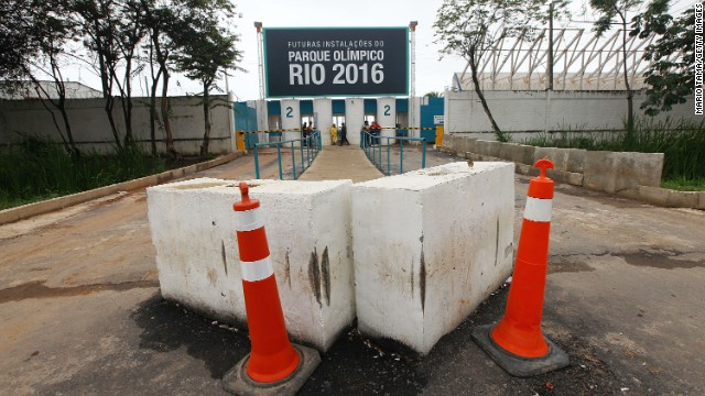 IOC official: Rio 2016 preps 'worst' ever