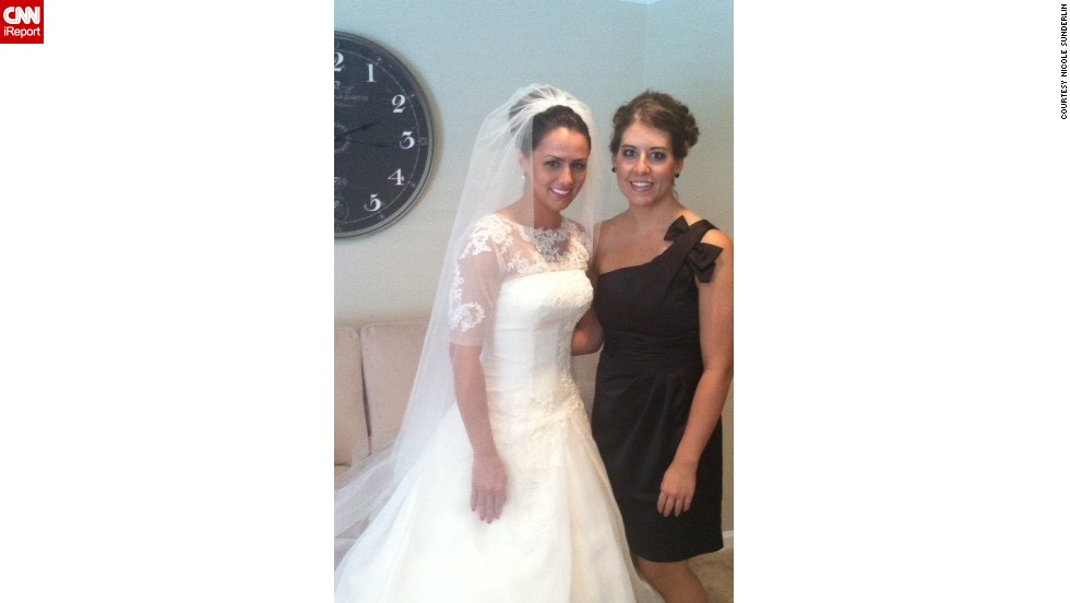 """<a href=""""http://ireport.cnn.com/docs/DOC-1118884"""" target=""""_blank"""">Nicole Sunderlin</a>, right, met her """"other mother"""" Marirose Lula when they were college roommates. """"Although she is only one year and two months older than I am ... she has taught me self worth, and only dating people who are good people. She has helped guide me with my faith, she has taught me how to keep a secret and she has taught me, time and time again, when I needed help, that she is there for me."""""""