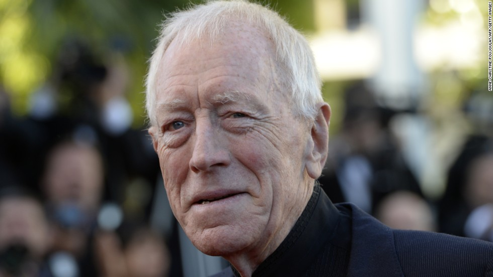 "Max von Sydow is one of the veteran actors joining the upcoming ""Star Wars"" movie. It isn't clear what the wide-ranging thespian will do in Abrams' picture, but we can rest assured that he'll bring his respected acting chops to the part."