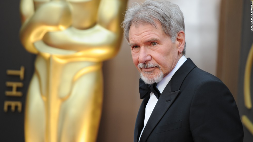 "After playing coy with the press for months, Harrison Ford was finally officially announced as part of the ""Force Awakens"" cast. The actor will reprise his role of Han Solo."