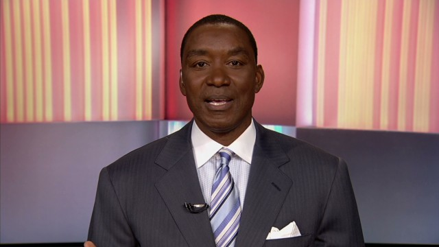 Isiah Thomas on forcing Sterling out
