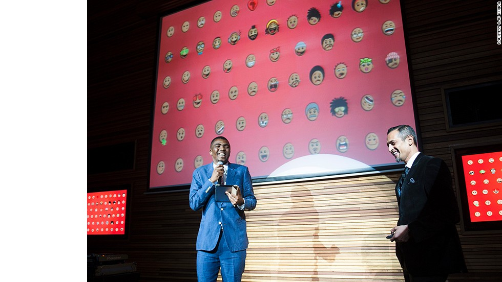 "He adds that the company wanted to include Africa in all digital trends, and show that innovation is not something that only happens in the West: ""With the Oju Africa emoticons, we are sharing African soul, funk and unparalleled smiles with the world,"" he explains."