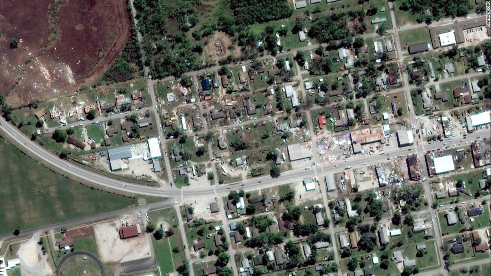 <strong>After: </strong>Quapaw, Oklahoma, on April 28, 2014