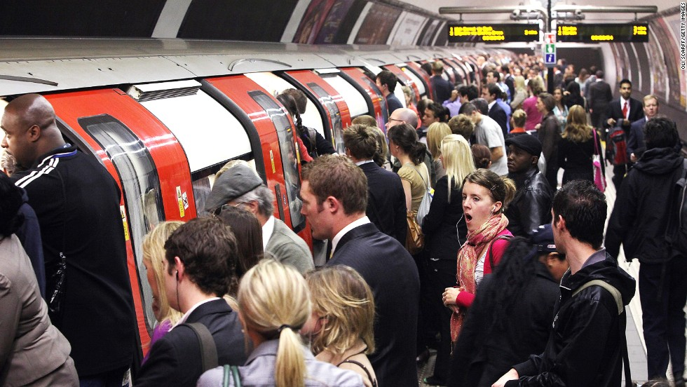"The most literal ""tourist trap"" on this list, London's tube system often turns commuters into prisoners, if only for a few minutes. But the complexity of the underground means shortcuts and alternate routes are available, if you do a little research."