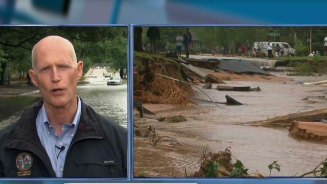 exp Lead intv governor rick scott florida flooding _00002001.jpg