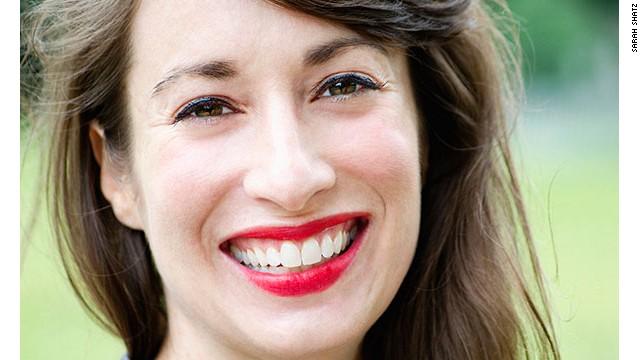 Author Jen Doll