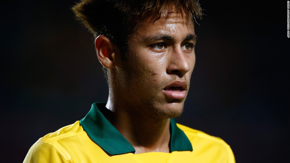 Neymar frustrated with Santos transfer