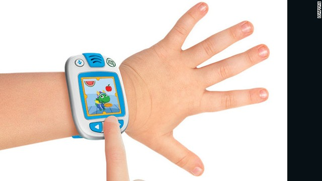 Kids' educational gadget company LeapFrog is getting into the wearable tech game with fitness tracer LeapBand