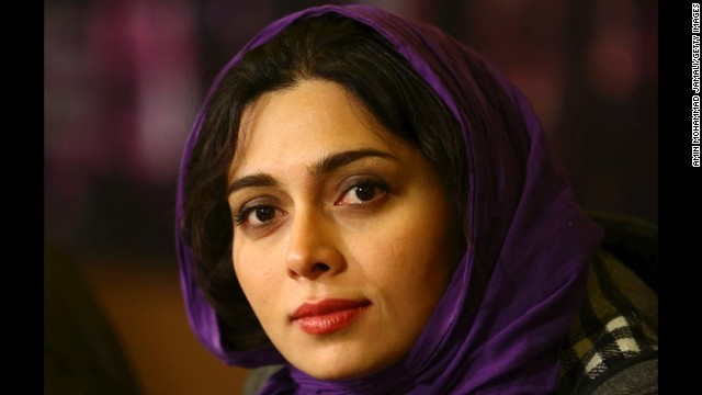 Actress and activist Pegah Ahangarani has been sentenced to 18 months in prison in Iran for her political activities.