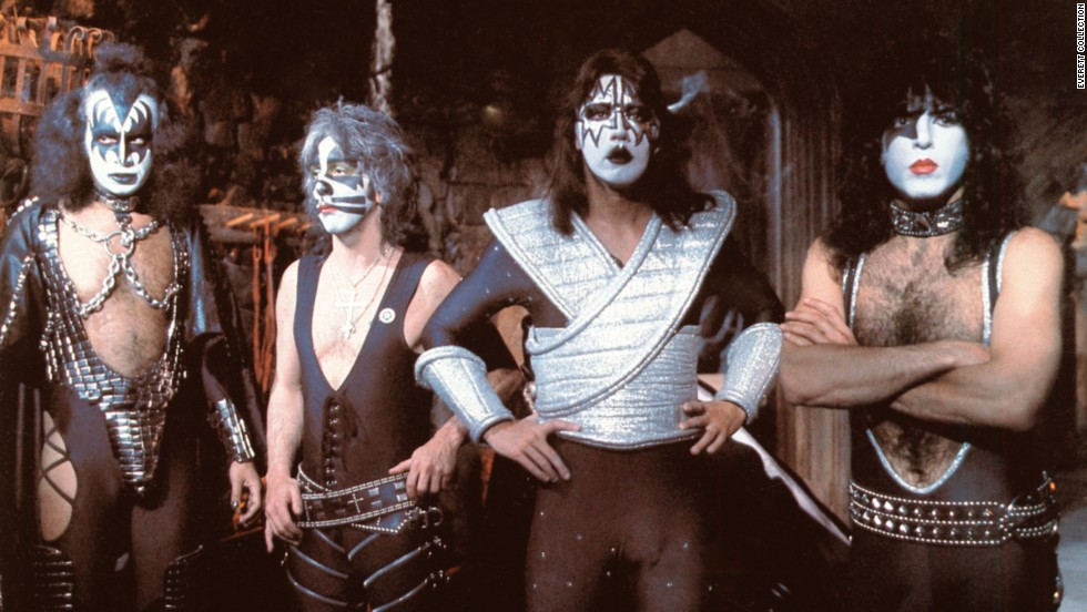 "The band expanded its reach into movies with ""KISS Meets the Phantom of the Park,"" a 1978 film that aired on NBC. Though the movie has become a cult classic, the band wasn't happy with the way it turned out."