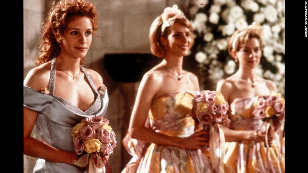 "<strong>""My Best Friend's Wedding"":</strong> Speak now or forever hold your peace. And for the record now should be weeks, months or years before your longtime crush's wedding to someone else. In this 1997 comedy, Julia Roberts plays a woman who chooses to ignore this advice and realizes she's in love with her male best friend at a most inconvenient time."