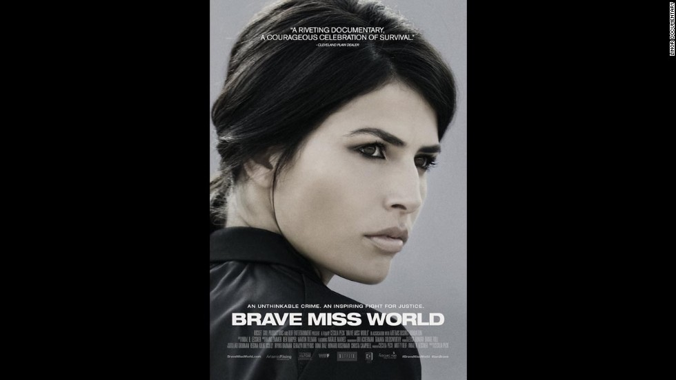 "<strong>""Brave Miss World""  </strong>(2013) --  Linor Abargil was an Israeli beauty pageant contestant who was raped right before she went on to win Miss World. The documentary explores the case. (Netflix)"