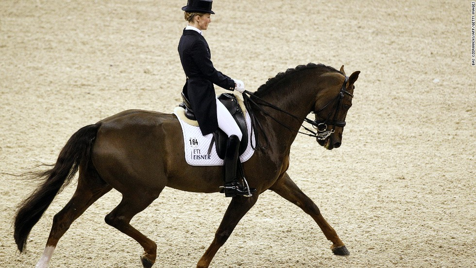 <strong>DRESSAGE</strong>: A discipline where horse and rider perform at a walk, trot and canter delivering a routine from memory, it is considered the highest expression of horse training. It is also the only time in the world you will see a horse dancing to classical music. Not to be missed.