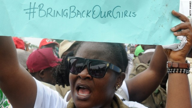 200 girls go missing: What would you do?