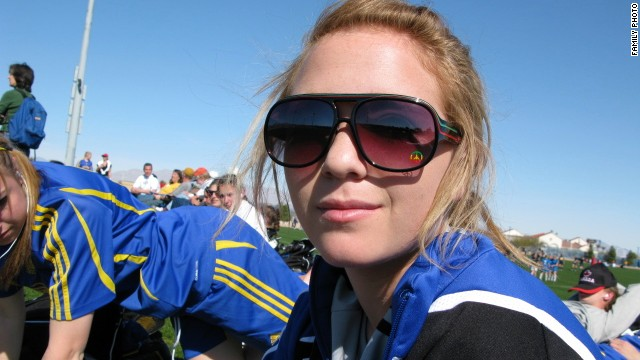 Jessica Palmer was a standout soccer player who struggled with mental illness and drug addiction. She took her own life in 2012, at age 17, less than a year after leaving the Adolescent and Family Institute of Colorado.