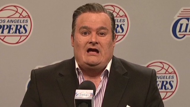 'SNL' takes on Clippers drama