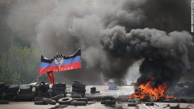 Bloodshed continues in Slavyansk