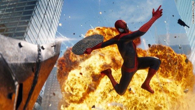 """The Amazing Spider-Man 2"" opened strong during its debut weekend."