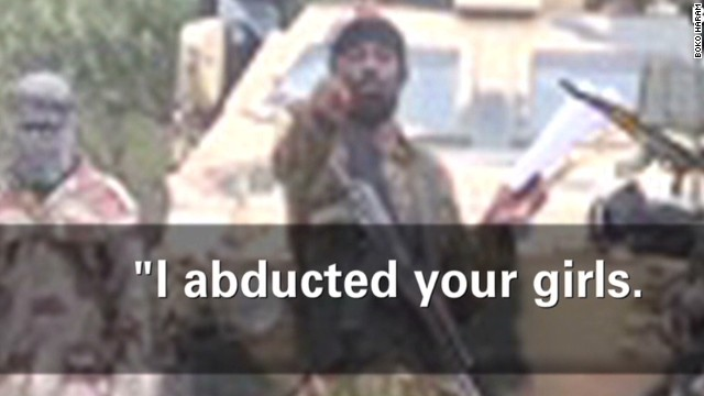 Boko Haram leader: I abducted your girls